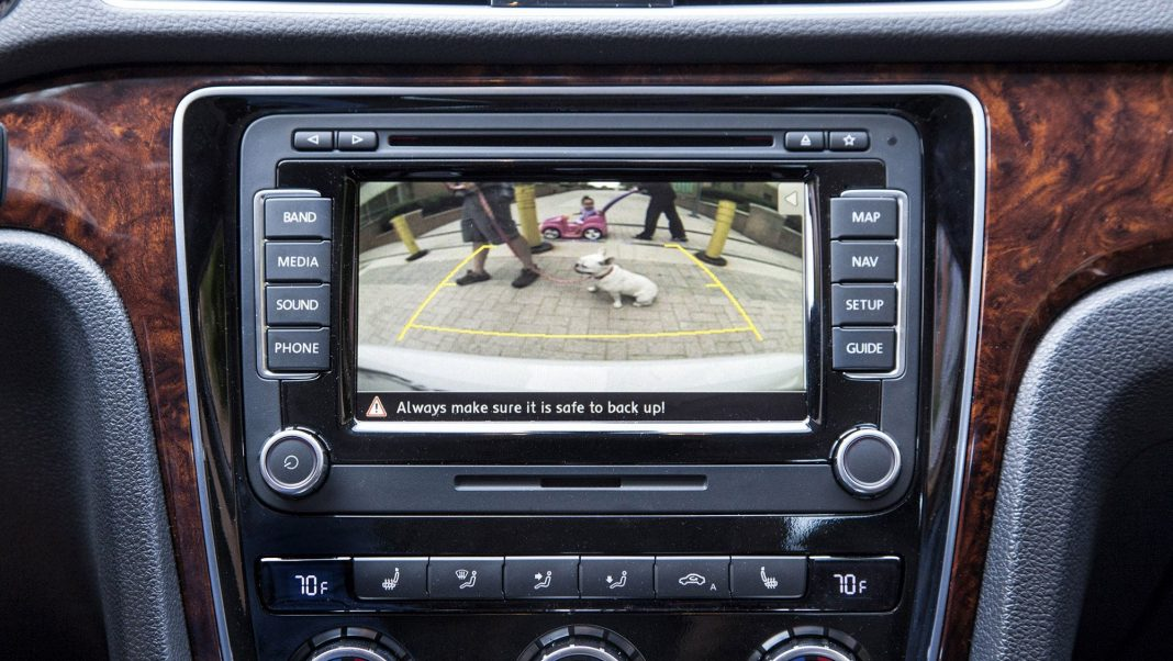 Backup Cameras for New US Cars is Now a Requirement