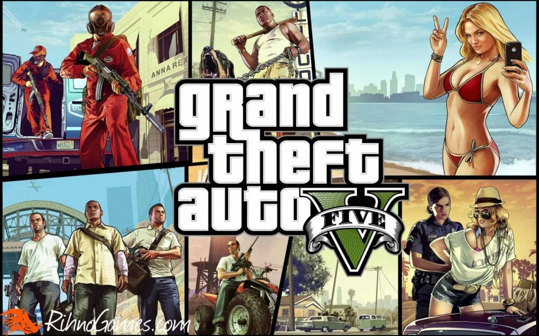 Download Grand Theft Auto 5 PS4 for Free
