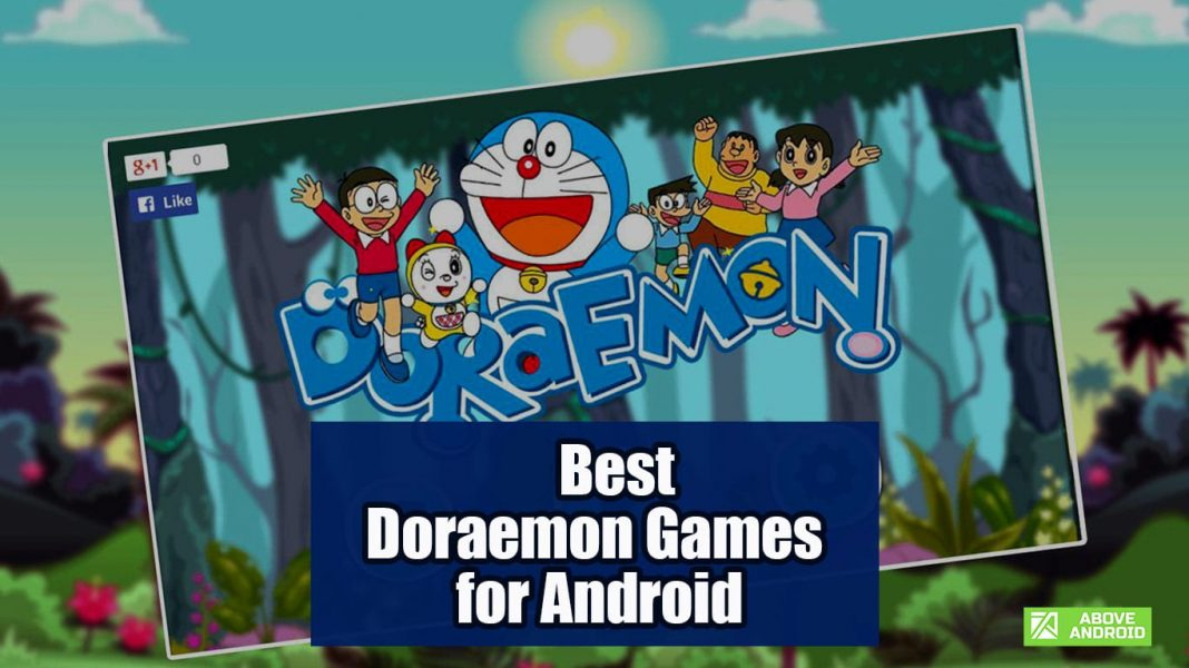 Best-Doraemon-Games