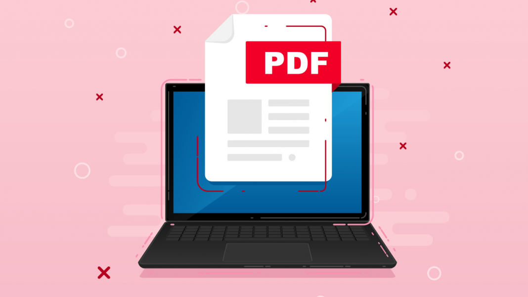 DOC to PDF on Computer or Phone
