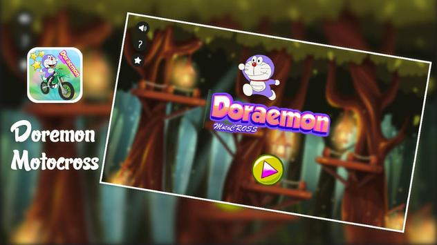 Doraemon Motocross Game banner