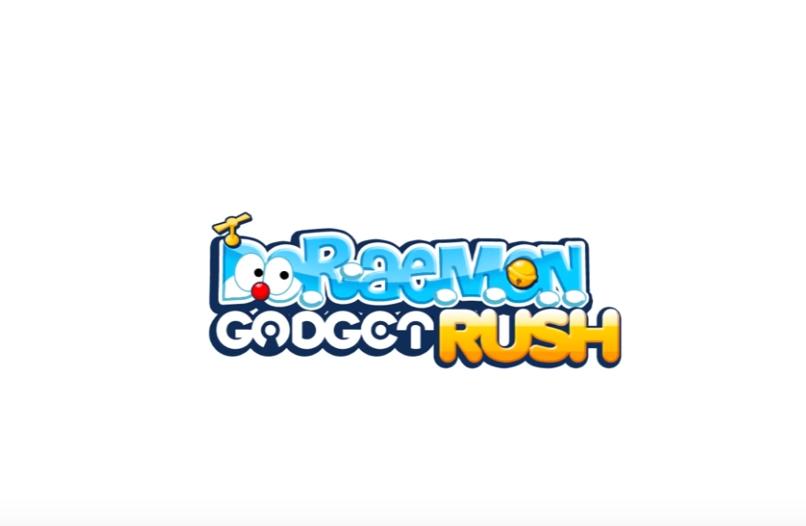 Doraemon Gadget Rush Logo