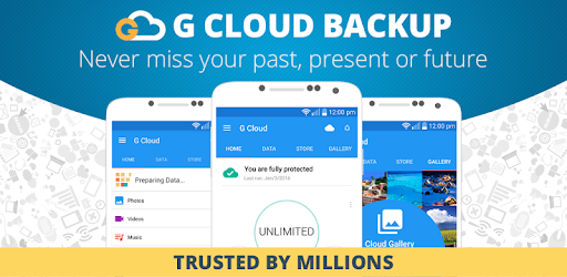 G Cloud Backup Trusted by Millions