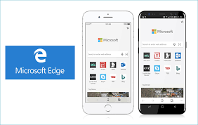 Microsoft Edge Available on Android