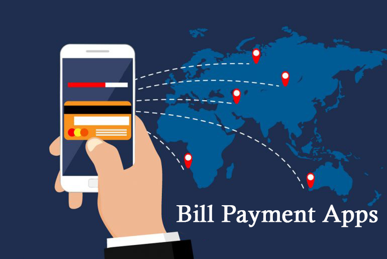 Bill payment apps