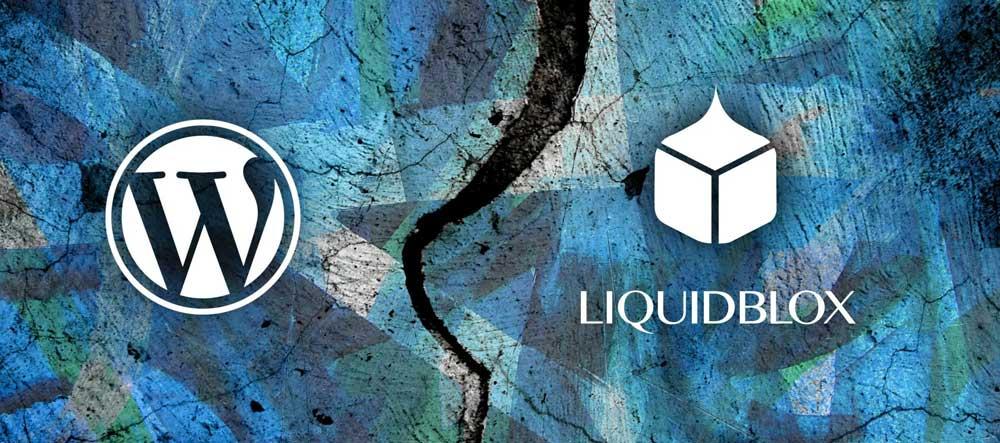 Wordpress vs Liquidblox
