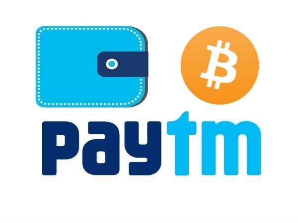 buy bitcon using paytm