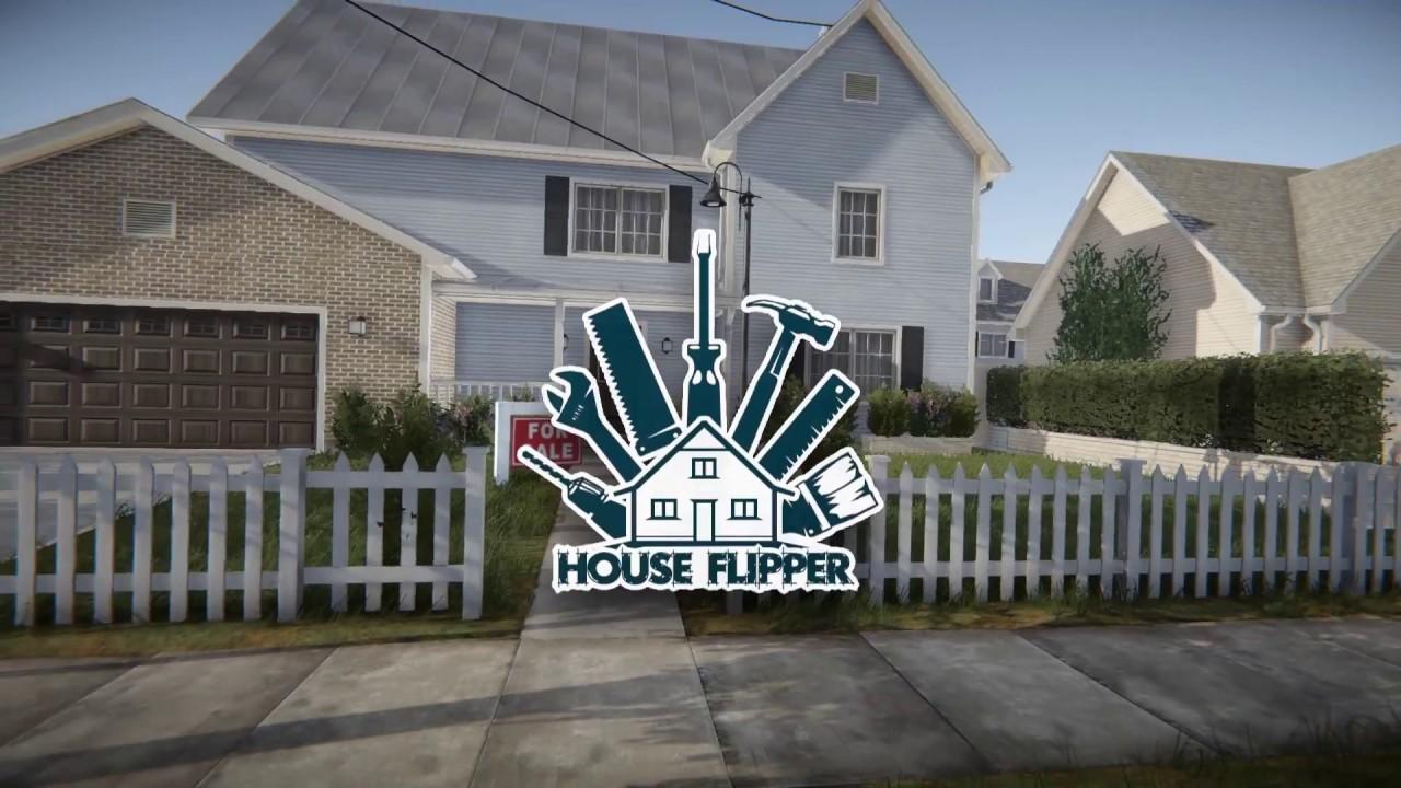 House Flipper Game Banner