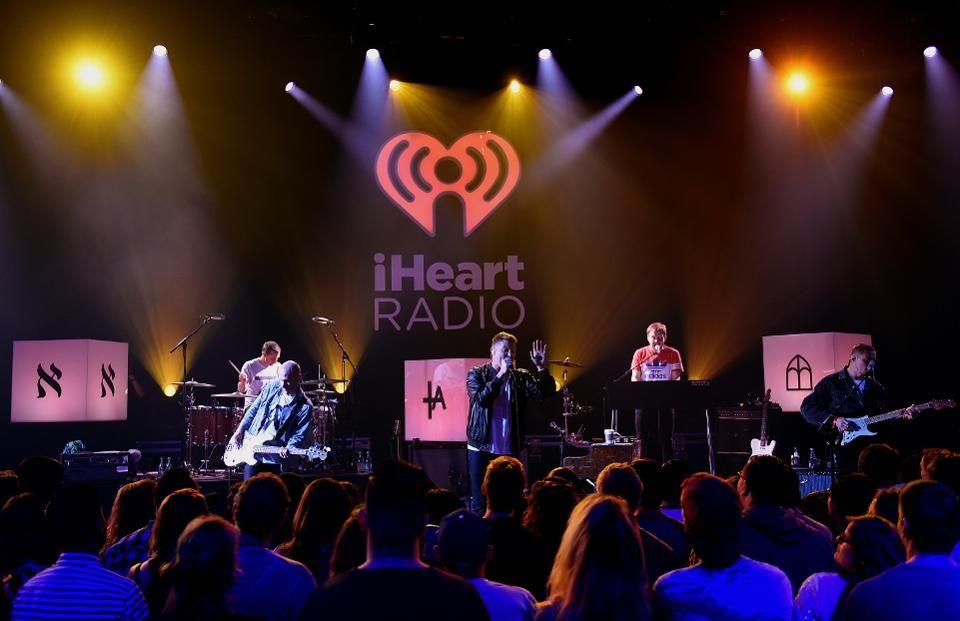 iHeartRadio live concert